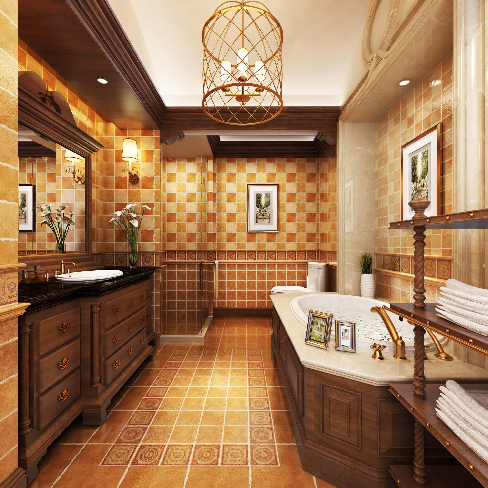 欧神诺yd804p美式田园-欧神诺瓷砖图片