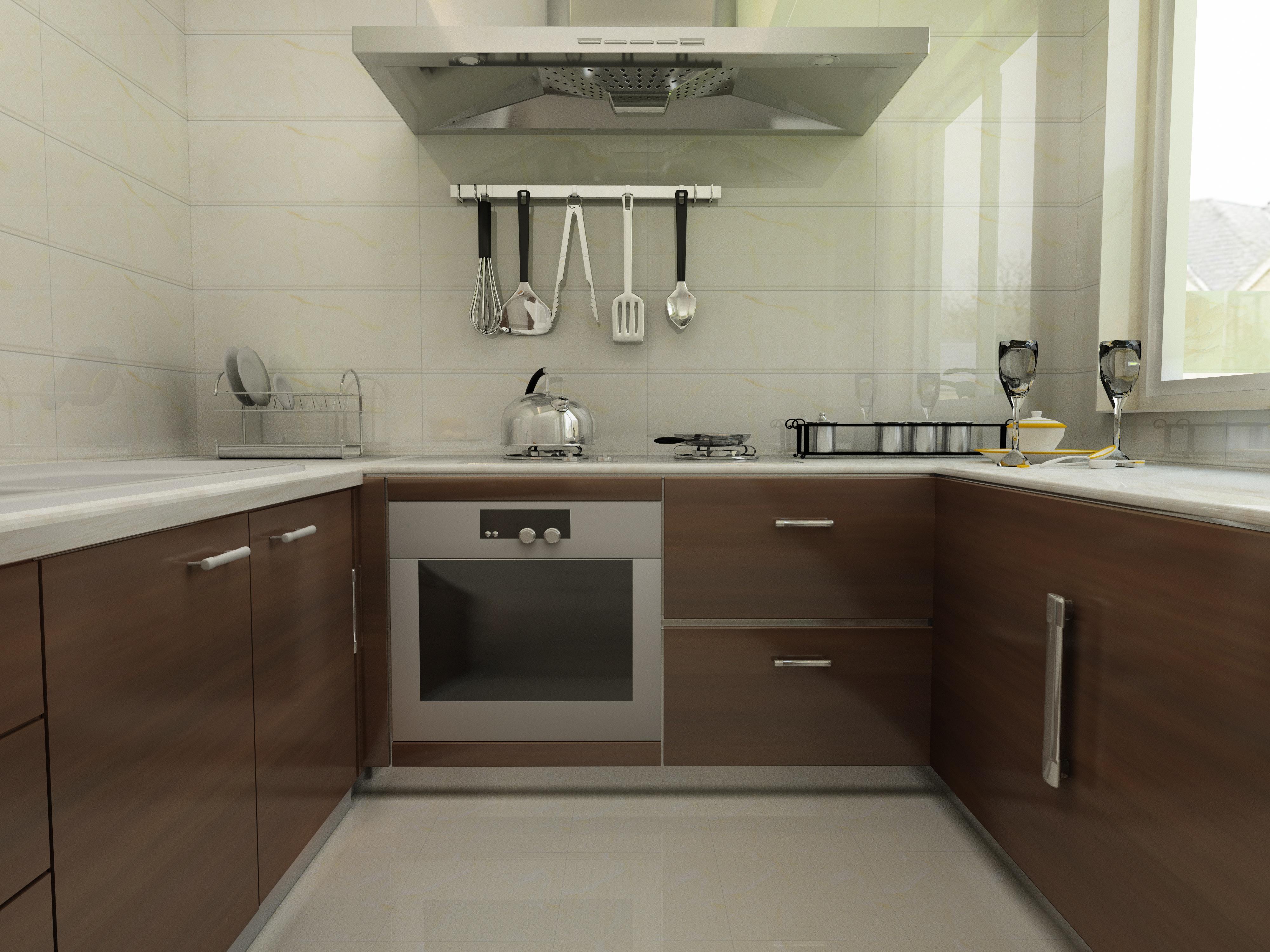 >厨房装修效果图图片