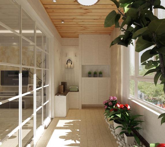 阳台在线设计_阳台家装设计_阳台装修效果图-欧神诺