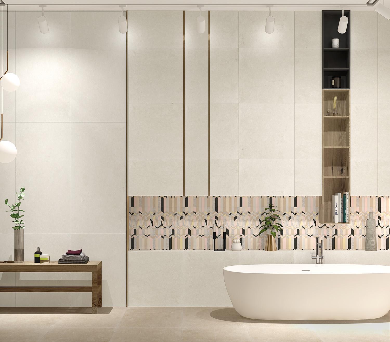 現代簡約衛浴
