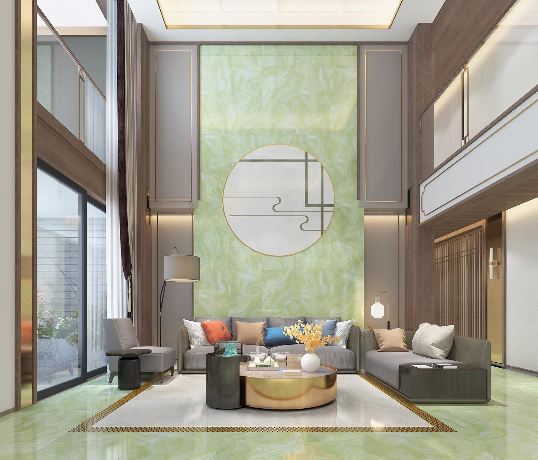 現代簡約客廳